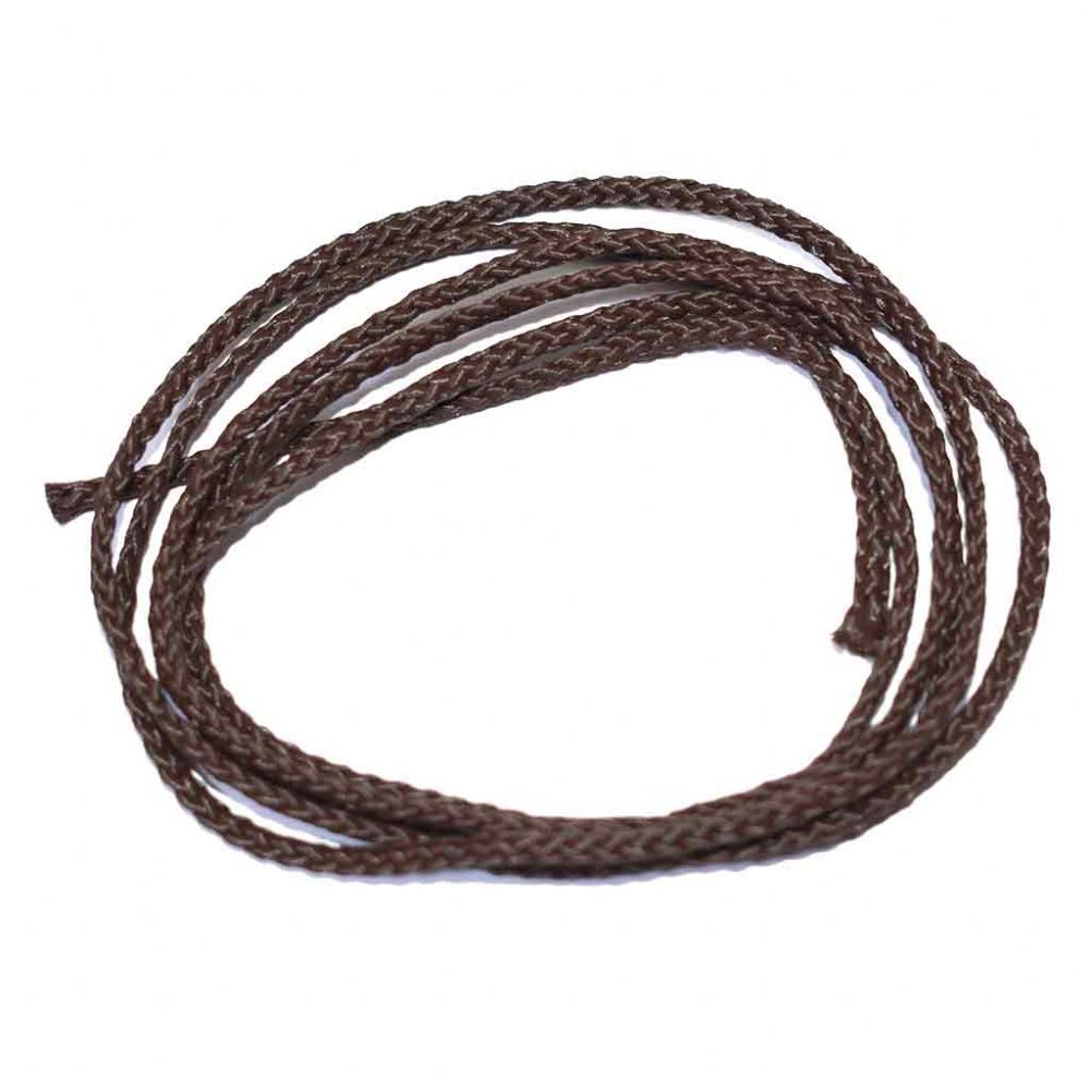 Brown Picture Hanging Cord No 2 - by metre